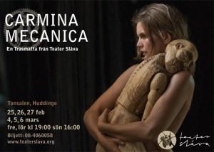Carmina Flyer 2011